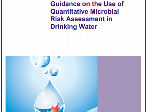 Guidance on the use of QMRA in drinking water and other Health Canada guidelines