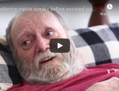 In 2000, Walkerton's poisoned water ruined his life-He decided it was time to end it