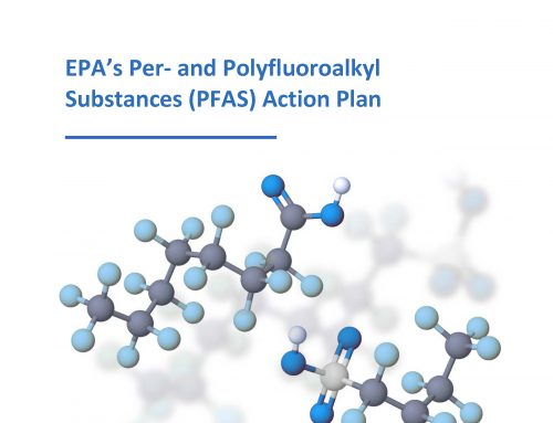 USEPA Continues Progress Under PFAS Action Plan