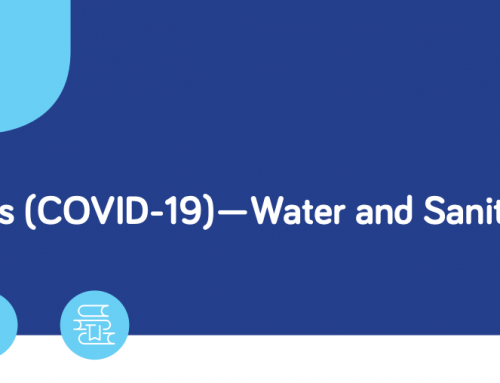 Novel Coronavirus (COVID-19)—Water and Sanitation