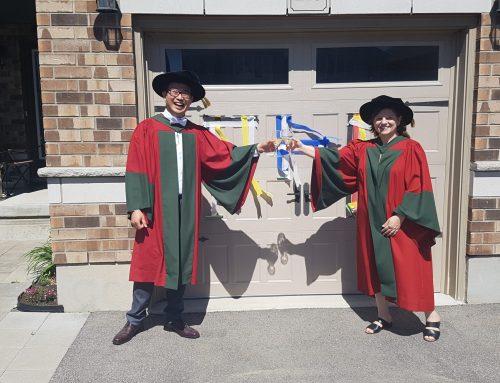 Alex Chik wins prestigious 1st place AWWA dissertation award