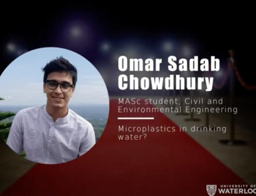 Omar Chowdhury a Finalist in GRADflix Showcase 2021